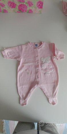 Abbigliamento per bambina taglia 0-1 mesi
