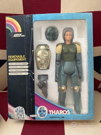 TH3 project Tharos edison giocattoli big jim figur