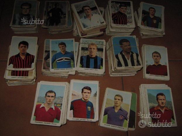 """Numerose figurine """"il calcio italiano"""""""