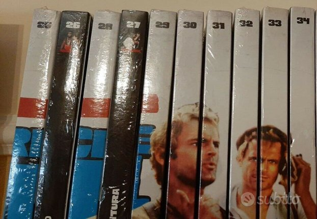 I mitici bud spencer e terence hill dvd collection