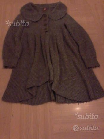 Cappotto in maglia brums