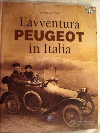 Avventura Peugeot in Italia