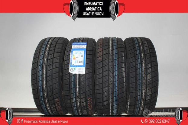 Gomme nuove 195 50 r 16 windforce 4 stagioni