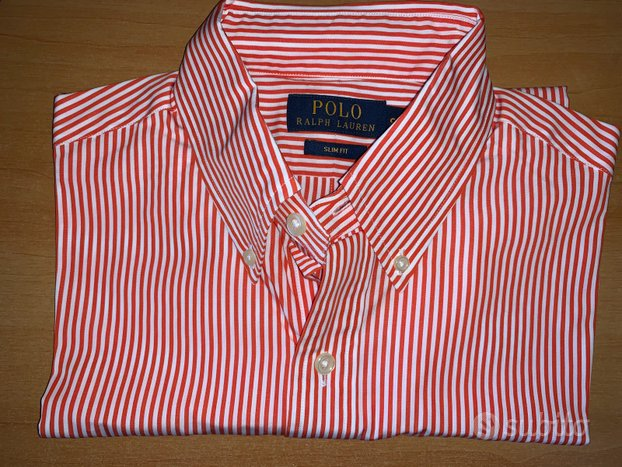 Camicia a righe Polo Ralph Lauren