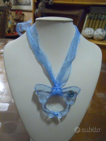 Collana e Bracciale Farfalla Yodit ORIGINALE