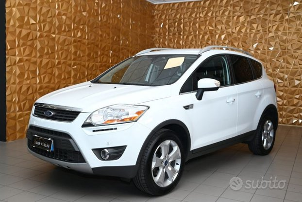 FORD Kuga 2.0 TDCI 163CV 4WD POWERSH.TITANIUM DP