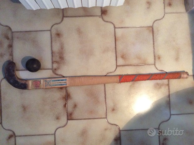 Bastone anni 90 hockey su prato