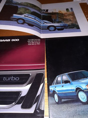 Depliant originali auto e camion