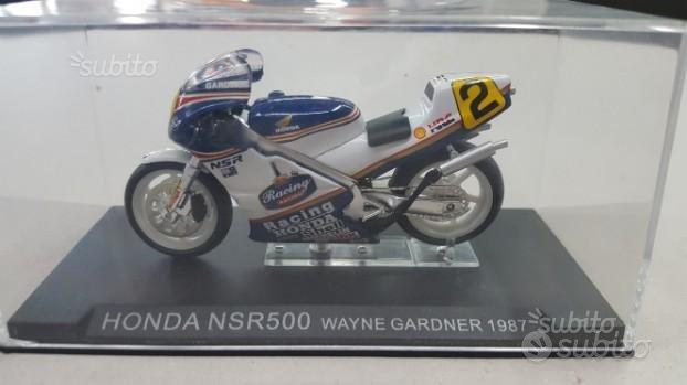 Modellino Honda nsr500 gardner