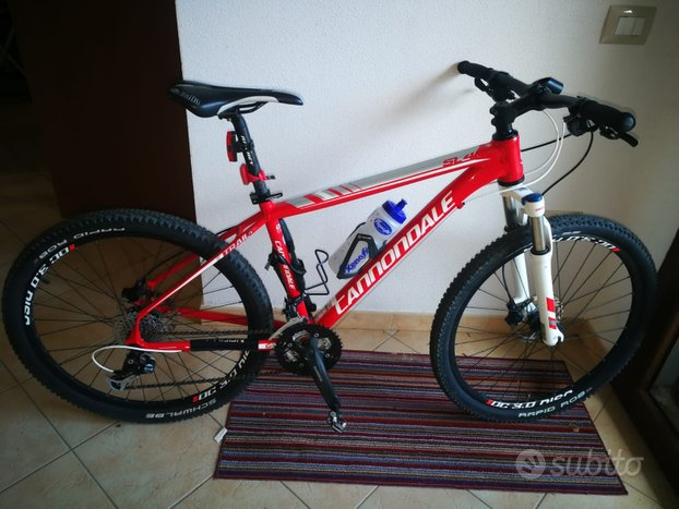 MTB Cannondale Trail SL4