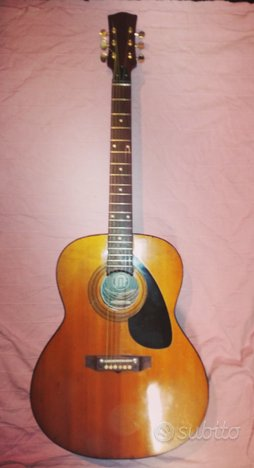 Chitarra Melody Mod 1600 Made in Italy anni 70