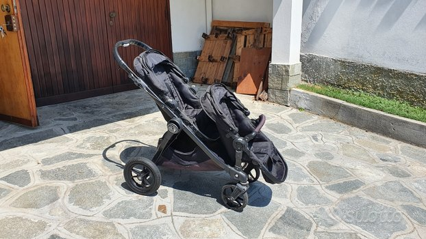 Passeggino gemellare Baby Jogger City Select