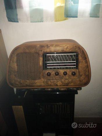 Radio Geloso a valvole 1936