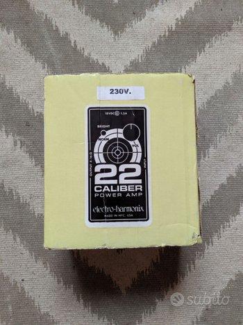 Electro Harmonix 22 CALIBER POWER AMP 22W