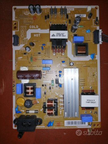 PSU power BN44-00698aa di tv led samsung