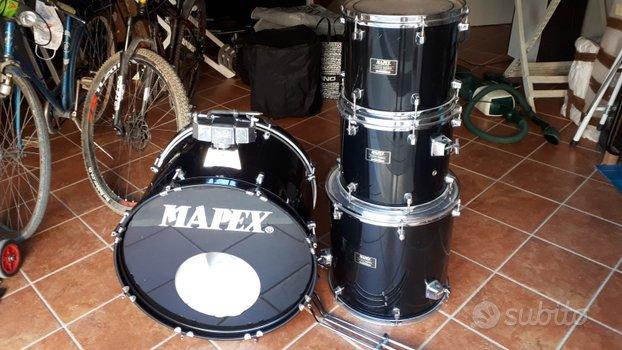 Batteria acustica vintage Mapex serie Venus anni 8