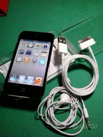 IPod touch 8GB nero funzionante