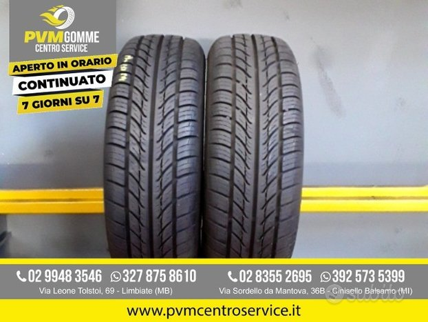 Gomme usate 175 65 13 80t