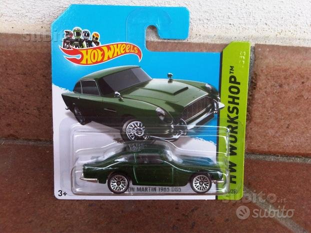 Aston Martin DB5 Hotwheels