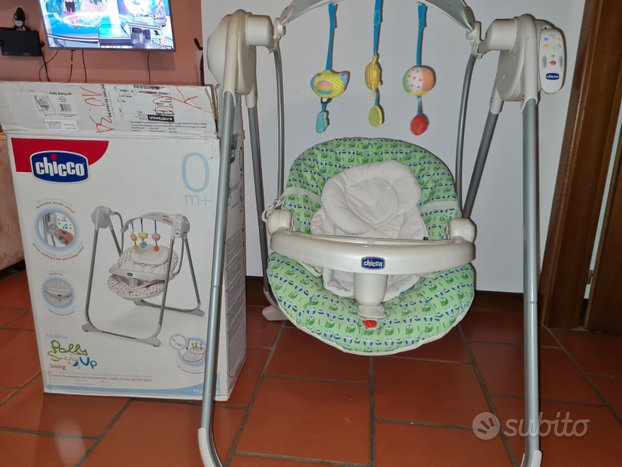 Sdraietta/altalena Chicco Polly Swing Up