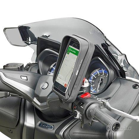 Porta smartphone moto scooter bici quad givi s958b