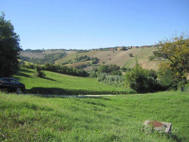 Terreno edificabile a Polverigi (AN)
