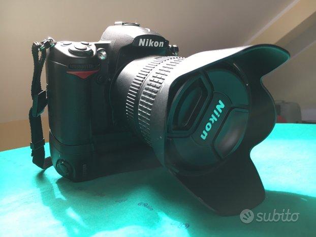 Nikon D7000 24-120 battery grip seconda batteria