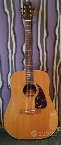 Fender f210 1985/1988 usa