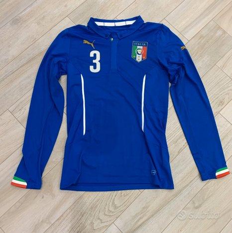 Match worn/issued Italia Giorgio Chiellini