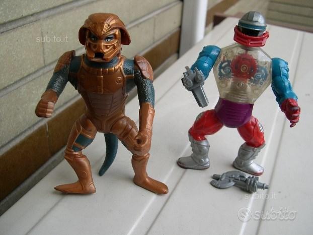 Masters of the Universe Motu Mattel originali