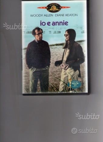 Io e Annie, di Woody Allen, dvd originale usato
