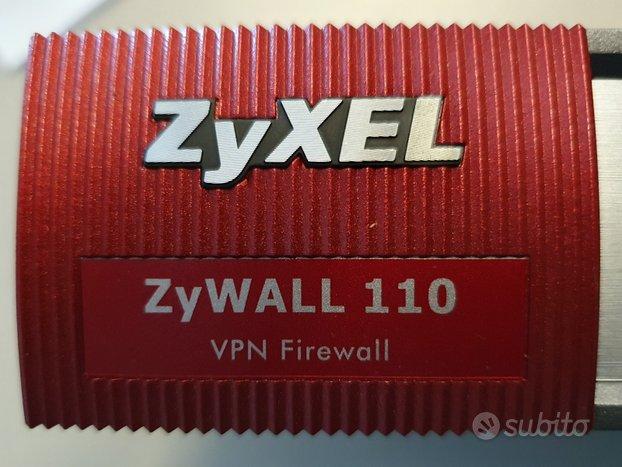 ZyWALL USG110 senza licenze