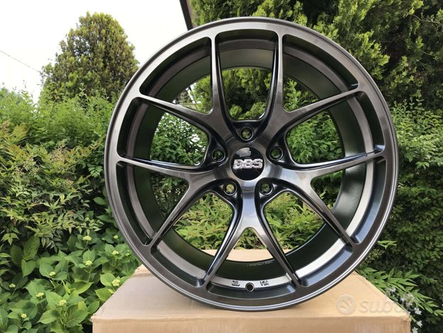 CERCHI BBS mod. FI 19 - 20 MADE IN GERMANY