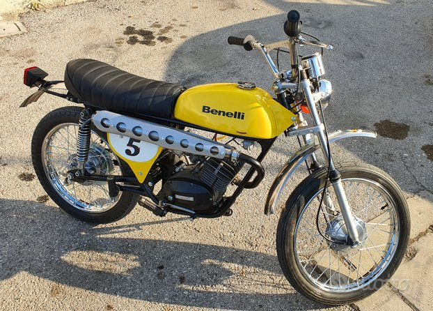 Benelli 50 Trial 5V