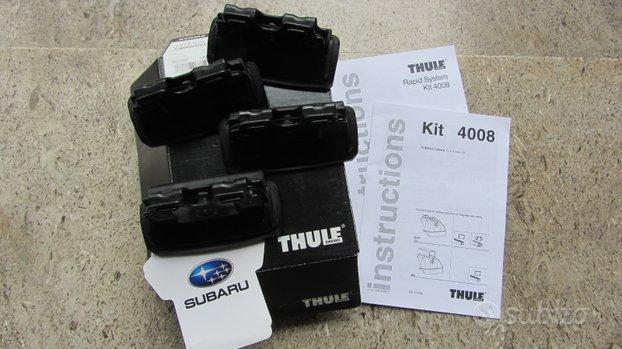 Kit montaggio THULE 4008 Subaru Outback 2003-2014