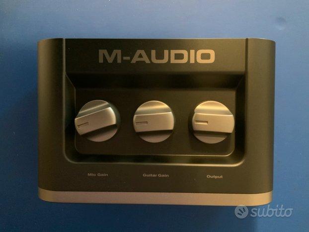 Scheda audio M-Audio Fast Track