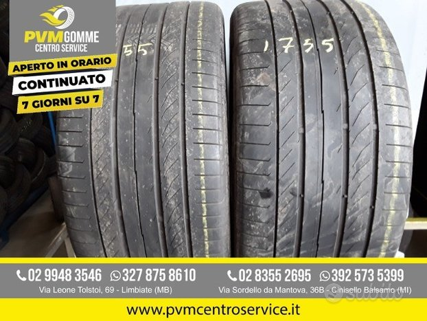 Gomme usate 295 35 21 103y continental