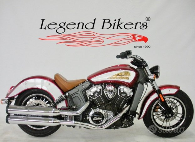 Indian Scout - 2019