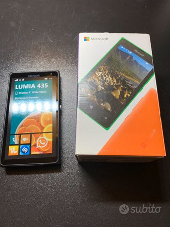 Smartphone Microsoft Lumia 435