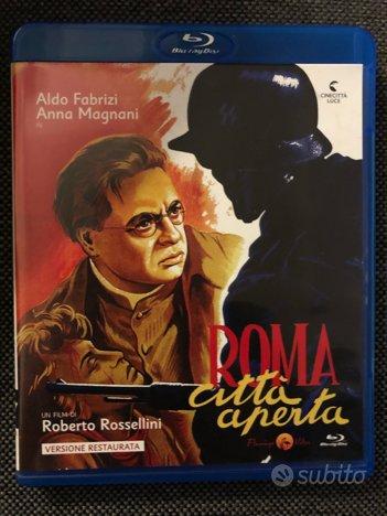 DVD nuovo Roberto Rossellini - Roma Città Aperta