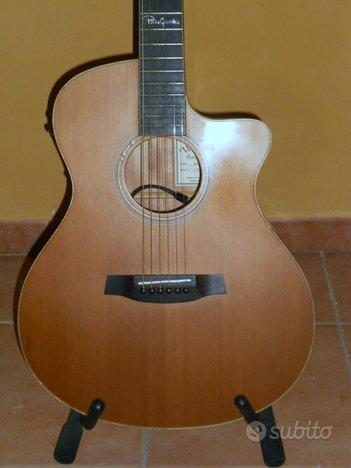 Chitarra acustica elettrificata - marca Walden