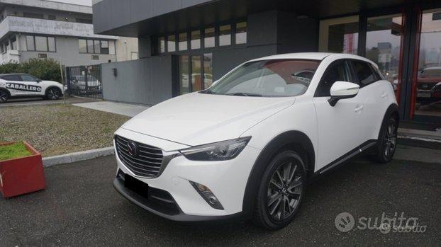 Mazda CX-3 1.5L Skyactiv-D Exceed Rif.FA935