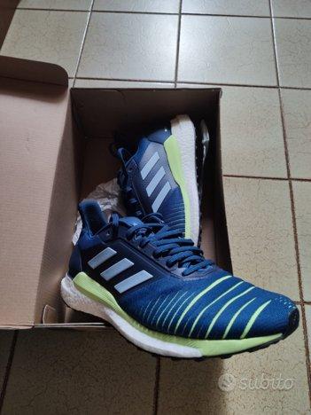 Scarpe da running Adidas Solar Glide n. 43 1/3