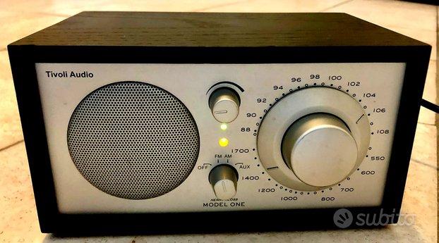 Tivoli radio model one - henry kloss b/s