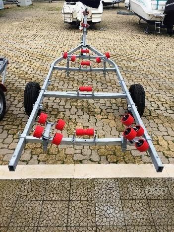 Carrello Pasca T1000 uso interno