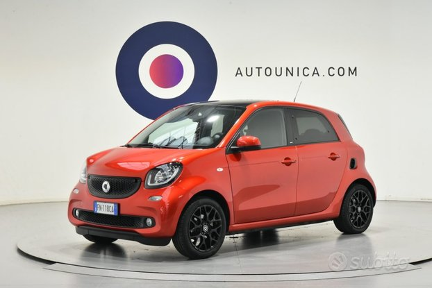 SMART ForFour 0.9 TURBO TWINMATIC PASSION 90CV T
