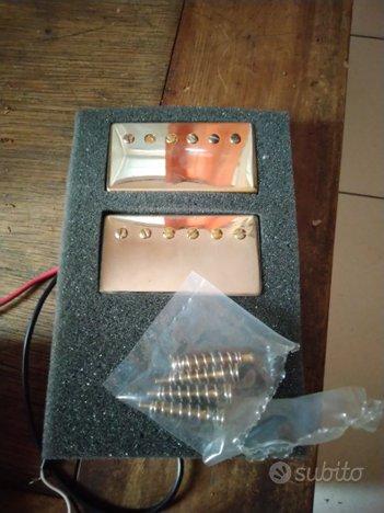 2 humbucker epphone chitarra 57ch hotch