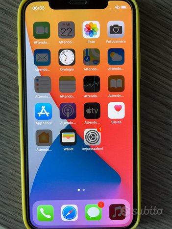 Apple IPhone X 10 256 Gb Space Grey Come nuovo