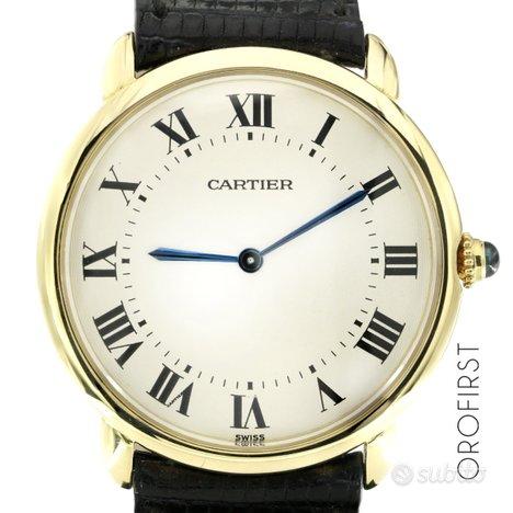 Cartier Ronde Louis Ref 09001 Originale