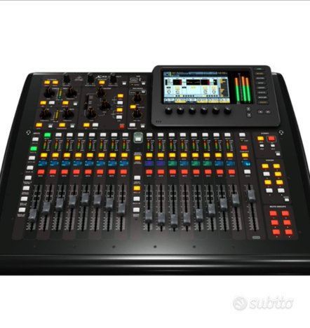 Mixer digitale x32 compact